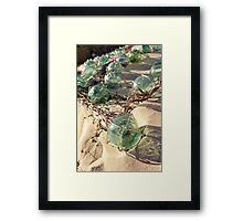 The Chain Framed Print