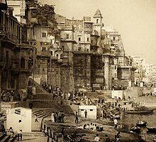 Varanasi 2010 by lamiel