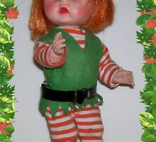 "My 1958 Arranbee ""Lil Imp"" Doll by Deborah Lazarus"