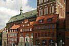 MVP14 Old Market Square, Stralsund, Germany. by David A. L. Davies