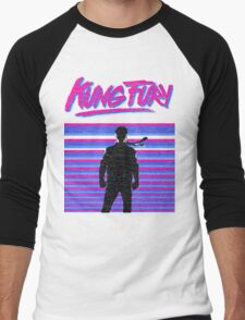 Kung Fury T-shirt Men's Baseball ¾ T-Shirt