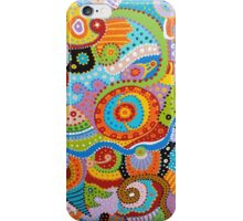 Quantum Strands (high resolution) iPhone Case/Skin