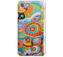 Quantum Strands (high resolution) iPhone Case/Skin