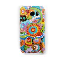 Quantum Strands (high resolution) Samsung Galaxy Case/Skin
