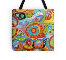 Quantum Strands (high resolution) Tote Bag