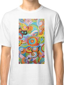 Quantum Strands (high resolution) Classic T-Shirt