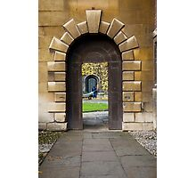 Gateway to Narnia Photographic Print
