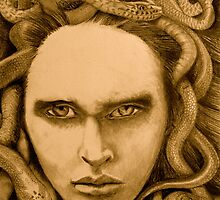 Medusa by michaeljwallace