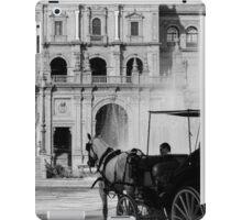 Plaza de Espana, Seville, Spain  iPad Case/Skin