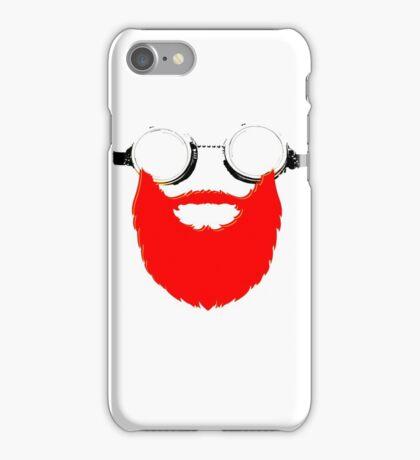 Beard Goggles iPhone Case/Skin