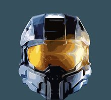 Master Chief  by BaneArtShop