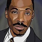 Eddie Murphy by ipodartist