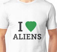 I Luv Aliens Unisex T-Shirt