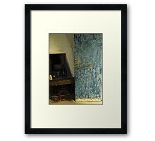 The Peasant's Dwelling Framed Print