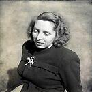 Marjorie 1946 by Ellen Cotton