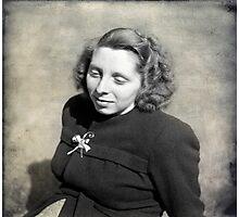 Marjorie 1946 Photographic Print