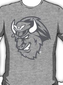 Shadaloo Bison Gray T-Shirt