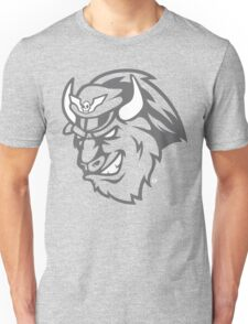 Shadaloo Bison Gray Unisex T-Shirt