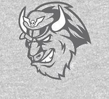 Shadaloo Bison Gray T-Shirt