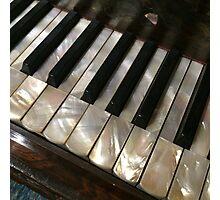 Piano Magick Photographic Print