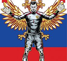 Russia | Soccer by SALSAMAN