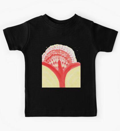 Red Dandelion Kids Tee