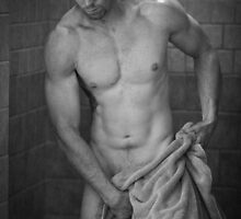 Chad Shower #441 by Terry J Cyr