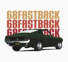 68 Fastback Kids Clothes