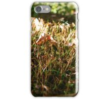 Morning Moss iPhone Case/Skin