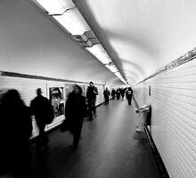 Paris subway by steph60