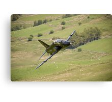 Hawk T1a XX195 approaching CAD West Canvas Print