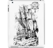 Pirate Ship T-shirt iPad Case/Skin
