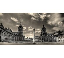 Old Royal Naval College - Greenwich Photographic Print
