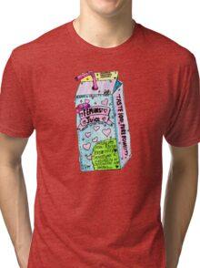 feminist juice Tri-blend T-Shirt