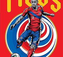 Costa Rica | Soccer by SALSAMAN