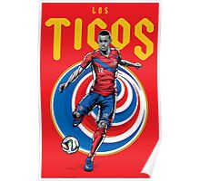 Costa Rica | Soccer Poster
