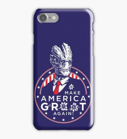 I Am President! iPhone Case/Skin