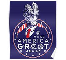 I Am President! Poster