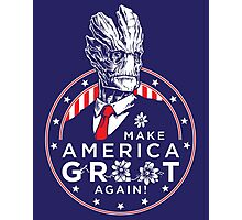 I Am President! Photographic Print