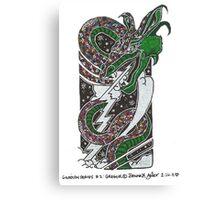Gregor (Guardian Series) Canvas Print