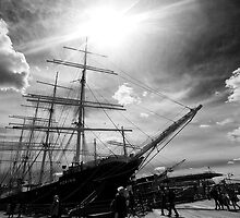 South Street Seaport by Stormswept