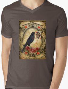 Love Never Dies Mens V-Neck T-Shirt