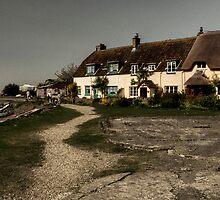 Weir Cottage by Rob Hawkins