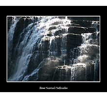 Ithaca Falls #1 Photographic Print