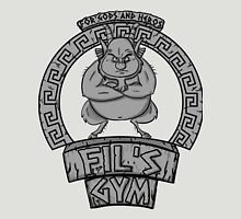 Fil's gym for gods and heros Unisex T-Shirt