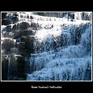 Ithaca Falls #3 by Rose Santuci-Sofranko