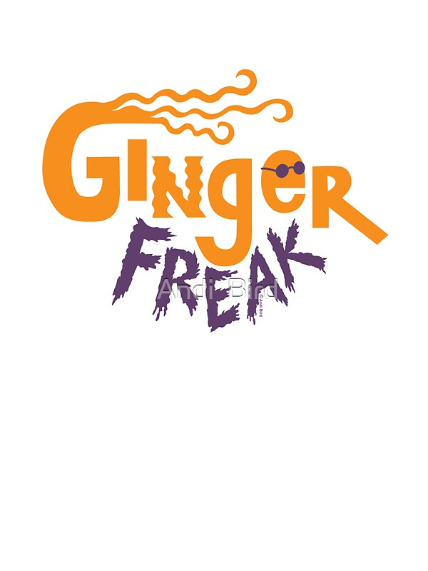 freak ginger