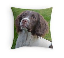 Total Concentration Throw Pillow
