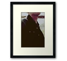 Somethings gone awry Framed Print