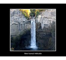 Taughannock Falls Photographic Print